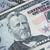 ötven · dollár · bankjegy · arc · pénzügy · pénz - stock fotó © frameangel