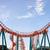 montaña · rusa · diversión · grito · velocidad · parque · rueda - foto stock © frameangel