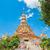 ネイティブ · 文化 · タイ · スタッコ · 石の壁 · タイ - ストックフォト © frameangel