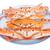 buhar · yengeç · deniz · ürünleri · kırmızı · limon · kireç - stok fotoğraf © frameangel