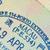 Kína · VISA · útlevél · beszállás · passz · bélyeg - stock fotó © frameangel