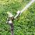 スプリンクラー · 公園 · 水 · 芝生 · 夏 · 色 - ストックフォト © frameangel