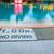 teken · geen · duiken · metalen · hek · water - stockfoto © frameangel