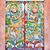 hagyományos · kapu · bejárat · templom · égbolt · víz - stock fotó © frameangel