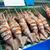 inktvis · grill · zeevruchten · verkoop · markt · voedsel - stockfoto © frameangel