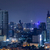 business building bangkok city area at twilight scene high angl stock photo © frameangel