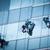 группа · рабочие · очистки · Windows · службе · высокий - Сток-фото © FrameAngel