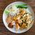 shrimp pad thai thai food thailands national dishes on wood b stock photo © frameangel