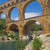 General view of the Pont du Gard (France) stock photo © frank11