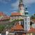 belle · vue · République · tchèque · unesco · patrimoine · maison - photo stock © frank11
