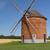 Brick windmill in a green grass  stock photo © frank11