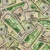 A Pile of Fifty Dollar Bills as a Money Background stock photo © Frankljr