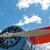 vliegtuigen · motor · kleur · netwerk · reizen - stockfoto © frankljr