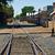 öreg · vasúti · sinek · elágazás · napos · idő · fém · ipari - stock fotó © frankljr