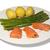 asparagus with salmon stock photo © franky242