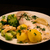 vis · diner · broccoli · traditioneel · amandel - stockfoto © franky242