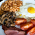 Traditional English breakfast foto stock © franky242