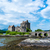 famous eilean donan castle in the highlands of scotland stock photo © franky242