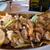 креветок · овощей · морепродуктов · блюдо · брокколи · спаржа - Сток-фото © franky242