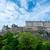 Edinburgh · kastély · Skócia · drámai · világítás · viharfelhők - stock fotó © franky242