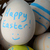 happy easter painted eggs in basket stock photo © frannyanne
