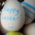 húsvét · tojás · kosár · zárt · lövés · kéz - stock fotó © frannyanne