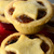 christmas mince pies piled on plate with red napkin stock photo © frannyanne