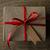 ajándék · doboz · szalag · címke · fehér · papír · esküvő - stock fotó © frannyanne