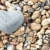 szív · kő · tájkép · keret · kövek - stock fotó © frannyanne