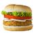 Burger · plaque · table · alimentaire · restaurant - photo stock © frannyanne