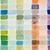 watercolour paint chart stock photo © frannyanne