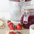 bolo · de · queijo · congestionamento · silicone · bolor · mesa · de · madeira · fruto - foto stock © frannyanne