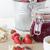 fresh strawberry jam stock photo © frannyanne