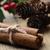 подарок · соснового · корицей · Top · мнение · древесины - Сток-фото © frannyanne