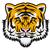 feketefehér · kép · macska · tigris · nem · kényelmesség - stock fotó © freesoulproduction
