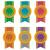 arany · kitűző · szalag · zöld · vektor · sport - stock fotó © freesoulproduction