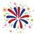 вектора · аннотация · летию · фейерверк · звезды · sparks - Сток-фото © freesoulproduction