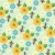 vector seamless background with bees and flowers stock photo © freesoulproduction