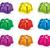 heldere · kleurrijk · sappig · groene · Geel · Rood - stockfoto © freesoulproduction