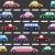 автомобилей · новых · модель · вектора · бизнеса · синий - Сток-фото © freesoulproduction