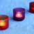 drie · aroma · kaarsen · aromatisch · glas · brand - stockfoto © freesoulproduction