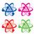 vector · abstract · moleculair · medische · onderzoek · rapporten - stockfoto © freesoulproduction