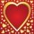 diamante · corações · amor · ilustração · vetor · arquivo - foto stock © freesoulproduction