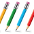 vector set of colorful pencils stock photo © freesoulproduction