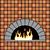restaurant · mozaiek · kleurrijk · vector · ontwerp - stockfoto © freesoulproduction