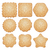 vector set of sugar cookies stock photo © freesoulproduction