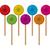 vetor · colorido · festa · aniversário · fruto - foto stock © freesoulproduction