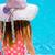 jeune · fille · piscine · espace · de · copie · chambre - photo stock © Freila