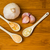 чеснока · гвоздика · лампа · копия · пространства · кухне - Сток-фото © freila