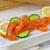 saumon · mise · au · point · sélective · fraîches · blanche · plaque - photo stock © Freila